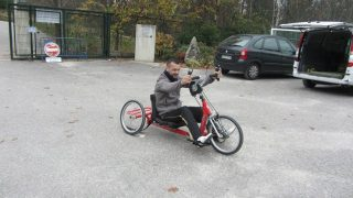 Berto Handbike